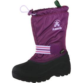 Kamik Invade GTX Botas Invierno Niños, violeta